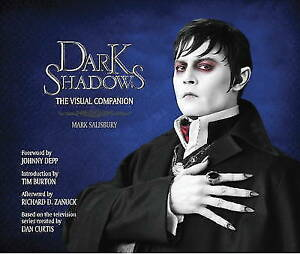 Dark-Shadows-The-Visual-Companion-Hardback-Book-Tim-Burton-New