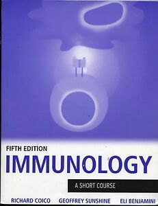 Immunology-A-Short-Course-5th-ed-Coico-Leskowitz-Benjamini-used-paperback-039-03