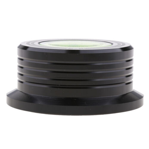 Aluminium Schallplattengewicht LP-Stabilisator Plattenspieler Vinylklammer