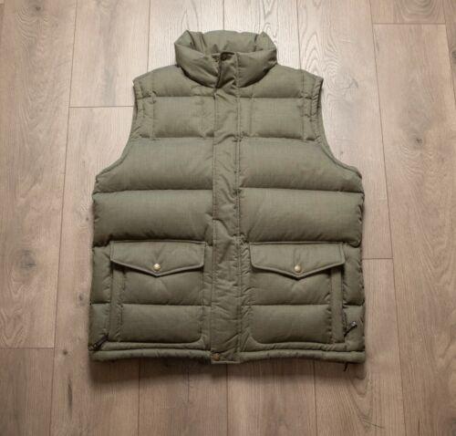 FIlson Down Vest Green Large