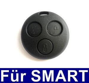 3tasten Ersatz Auto Schlüssel Fernbedienung Gehäuse Für Smart Fortwo Mc01 450 Autoelektronik, Gps & Sicherheitstechnik