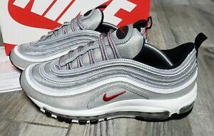 llamar siesta inquilino  Nike Air Max 97 OG QS Silver Bullet Men's size 9 100% Authentic 884421 001  | eBay