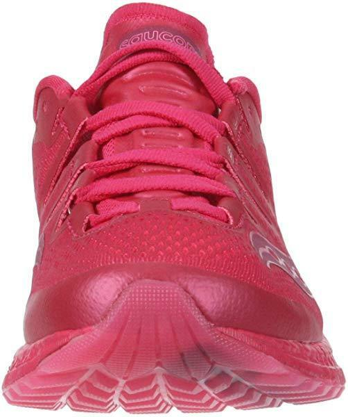 Zapatillas Saucony Everun Freedom running mujer rosa pink 3.5 woman T 36 EUR, 3.5 pink UK f899a2