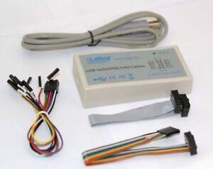 USB-Downloader-Jtag-ISP-Programmer-ispDownload-Cable-Lattice-FPGA-CPLD-HW-USBN-2