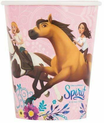 Mayflower Products Spirit Riding Free Birthday Party Supplies 8 Guest Decoration