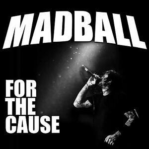 Madball-For-The-Cause-2018-13-track-CD-Album-Nuevo-Sellado