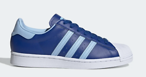 Details about NEW adidas SUPERSTAR SHOES FV3268 Collegiate Royal Blue Clear Sky Cloud White a1