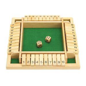 Spiel-Holz-Wuerfelspiel-Klappenspiel-Brettspiel-Familienspiel-Shut-the-Box-4