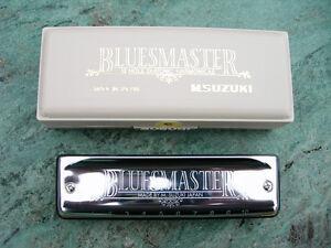 SUZUKI-Bluesmaster-MR250-professionnel-10-Trous-Diatonique