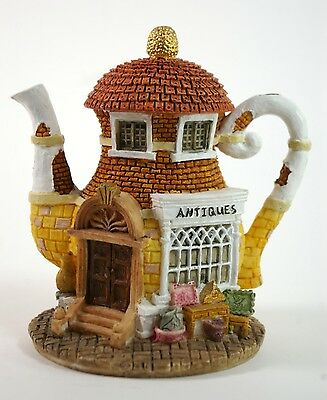 Hometown Miniature Cottage Teapot