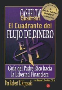 El-Cuadrante-del-Flujo-de-Dinero-Spanish-Paperback-By-Robert-Kiyosaky