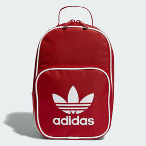 principio cáustico celestial  Adidas Originales Santiago Almuerzo Bolso-Color Rojo Brillante Nuevo Unisex  | eBay