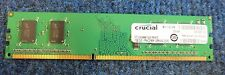 Crucial CT12864BA1339.M4FD 1GB 240-Pin DDR3 Memoria SDRAM DDR3 1333 PC3-10600