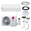 thumbnail 1 - LG-Standard-Klimaanlage-S12EQ-R32-3-5kW-5-Meter-Montage-Set
