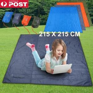 215X215CM-Camping-Rain-Moisture-Proof-Ground-Sheet-Tent-Awning-Cover-Mat-Cushion