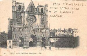 Lyon-La-Cathedral-St-Jean