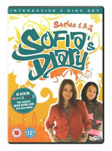 Sofias Diary Serie 1 A 2 DVD Nuovo DVD (CDRP9407)