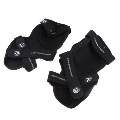 1 Pair Motorcycle Body Guard Pad Bike Knee Pads Shin Armor Knee Protector