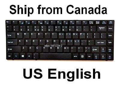 New US MSI GE40 MS-124K MS-1485 MS-1492 Keyboard V111822AK1