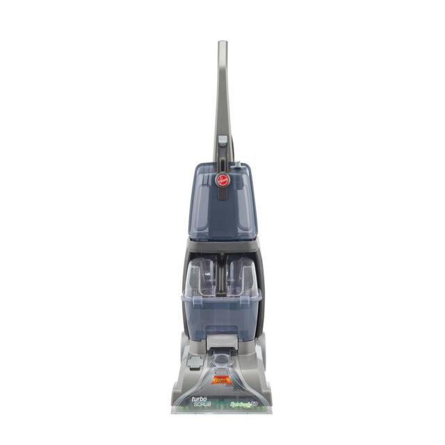 Professional Series Hoover  Turbo Scrub Upright Carpet Clean