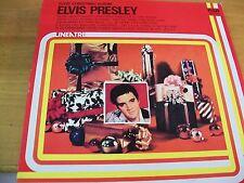 ELVIS PRESLEY ELVIS CHRISTMAS ALBUM  LP MINT-  RCA LINEATRE RARO (ERRORE STAMPA)