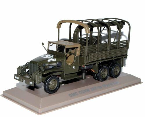 Camión 2690002 en PC vitrina gmc CCKW 353 US Army 1:43