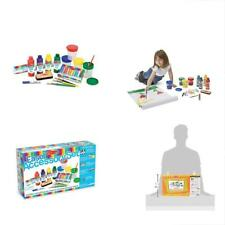 Buy Melissa Doug Easel Accessory Set Paint Cups Brushes