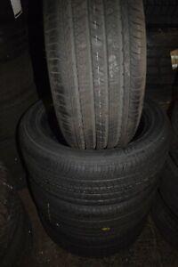 4x-BRIDGESTONE-Turanza-245-50-r18-100-H-Moe-Runflat-pneus-composee