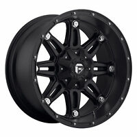 Cpp Fuel D531 Hostage Wheels, 17x9, Fits: Chevy Silverado 1500 Tahoe Avalanche