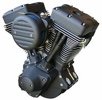 Ultima® black Out 120 C.i. El Bruto® Motor For 1984-99 Harley & Custom Models