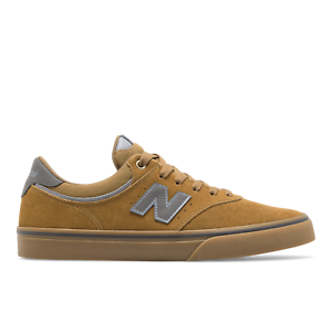 MENS-NEW-BALANCE-NUMERIC-255-SKATEBOARDING-SHOES-BROWN-GREY-OLG