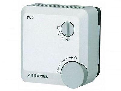 Witterungsgeführte Steuerung Junkers CW 400 Regelung mit Außenfühler 2 bis 4 Hei