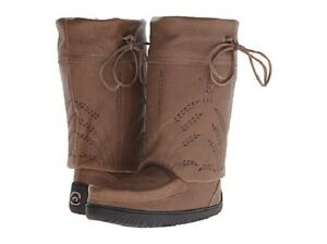 Image is loading New-in-box-Womens-Manitobah-Mukluks-Mid-Gatherer-