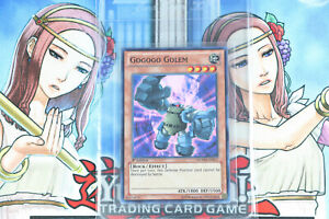 1x Mint Gogogo Golem NUMH-EN017 Super 1st Edition
