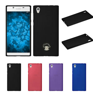 the best attitude 2796a b87bc Details about For Sony Xperia L1 G3311 G3312 G3313 Case Frosted Matte Soft  TPU Gel Cover Skin