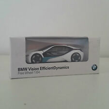 BMW Vision EfficientDynamics Studie i8 i08 2012 DEALER Free Wheels Neu/OVP 1:64