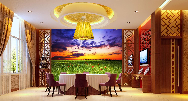 3D Wolken rot Blaumenfeld  86 86 86 Tapete Wandgemälde Tapete Tapeten Bild Familie DE | Verkauf Online-Shop  | Verkaufspreis  |  629850