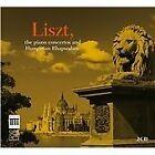 Franz Liszt - Liszt: The Piano Concertos and Hungarian Rhapsodies (2013)