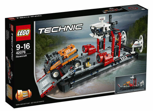 LEGO Technic 42076 Hovercraft new retired lot1