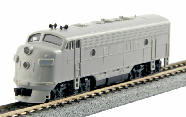 Kato N Scale F7A F7 Freight Locomotive Undecorated DC DCC Ready 1762200