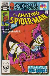 L7515-Asombroso-Spiderman-223-Vol-1-MB-NM-Estado