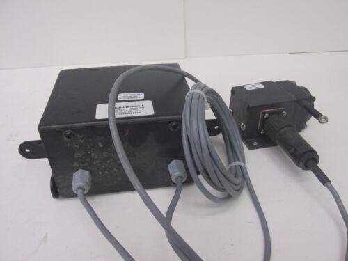 Measurement Specialties System 632933 Calibrated:PT1DC-50-BK-Z10-M6 42681LR