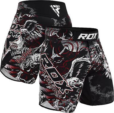 Rdx Mma Pantaloncini Boxe Palestra Pugilato Muay Thai Shorts Kick Boxing It