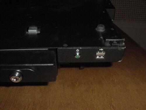 Itronix GoBook laptop Vehicle Dock Non-RF General Dynamics IX600 51-0164-003