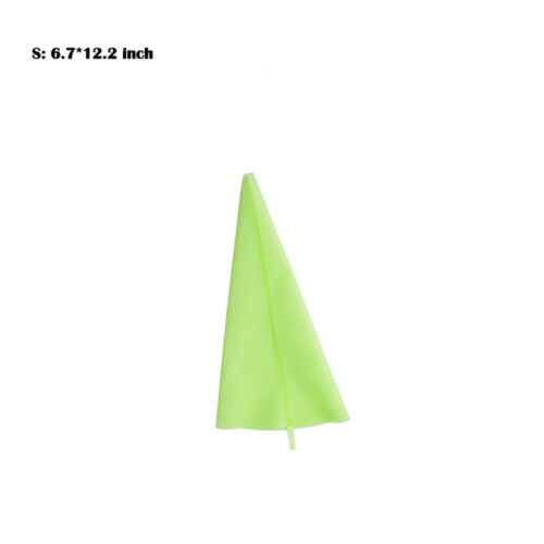 100x Reusable//Disposable Icing Piping Bag Cream Pastry Bag Cake Decorating Tools