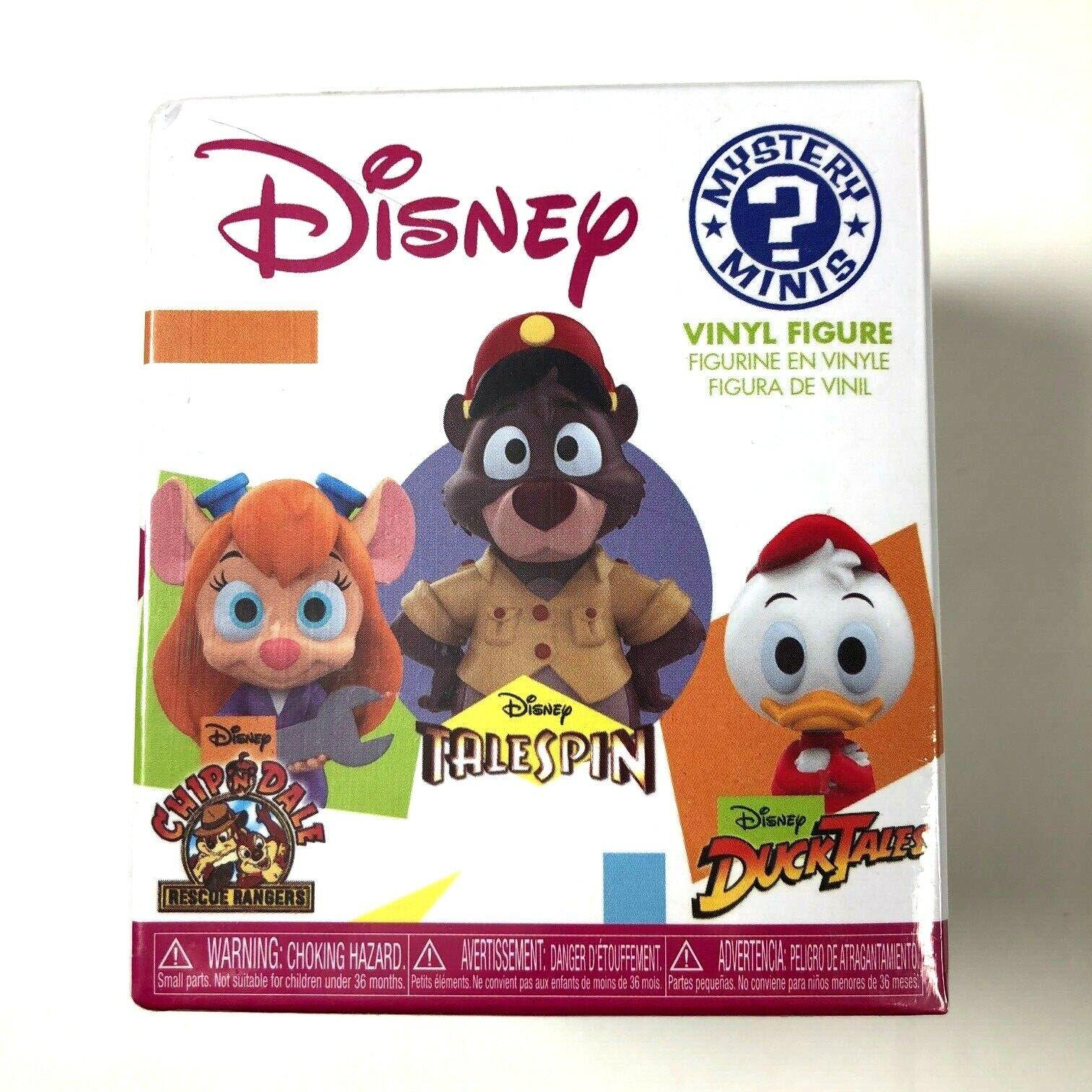 Funko Mystery Mini 21714 Disney Afternoon Vinyl Figure Item No