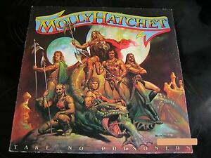 VINYLE-33T-LP-MOLLY-HATCHET-TAKE-PRISONESHARD-ROCK-METAL