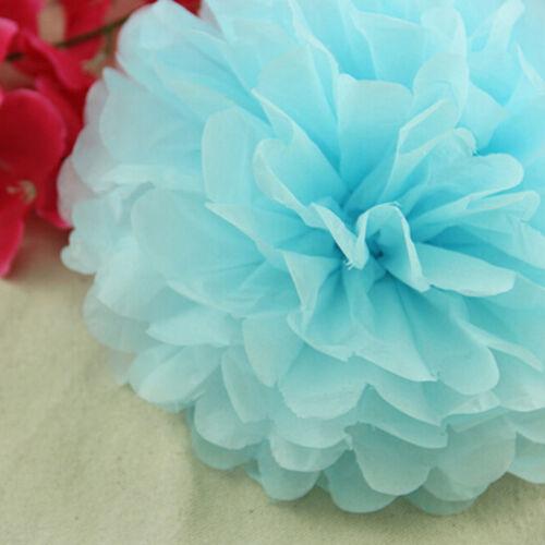 5x famille de mariage suspendus fleur de lanterne en papier Formidable