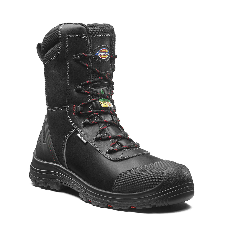 Dickies TX Sicurezza Lavoro Stivali Pro Nero (Taglia 6-13) Scarpe da uomo | Bassi costi  | Scolaro/Ragazze Scarpa