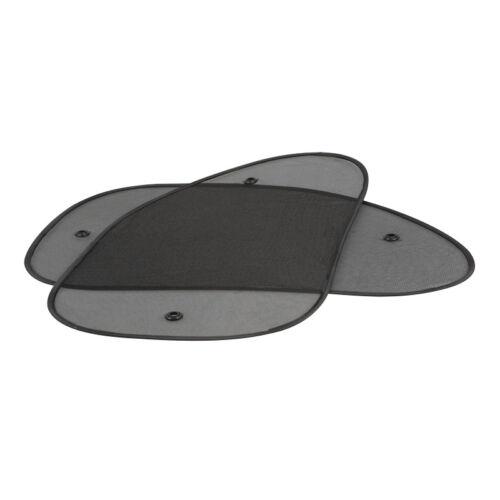 2X 2 Pcs Car Window Sun Shade Visor Screen UV Protection Kids Rear Side Shi S9C3